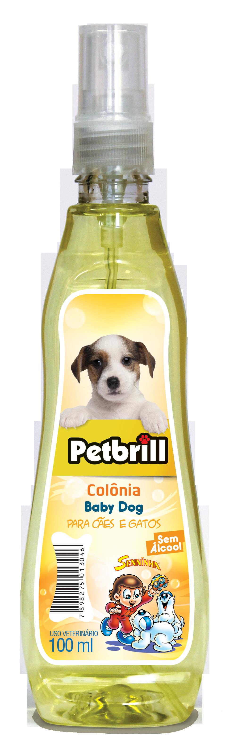 COLÔNIA BABY DOG