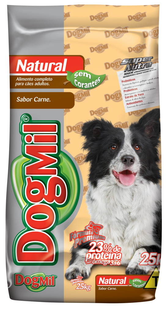 dogmil natural